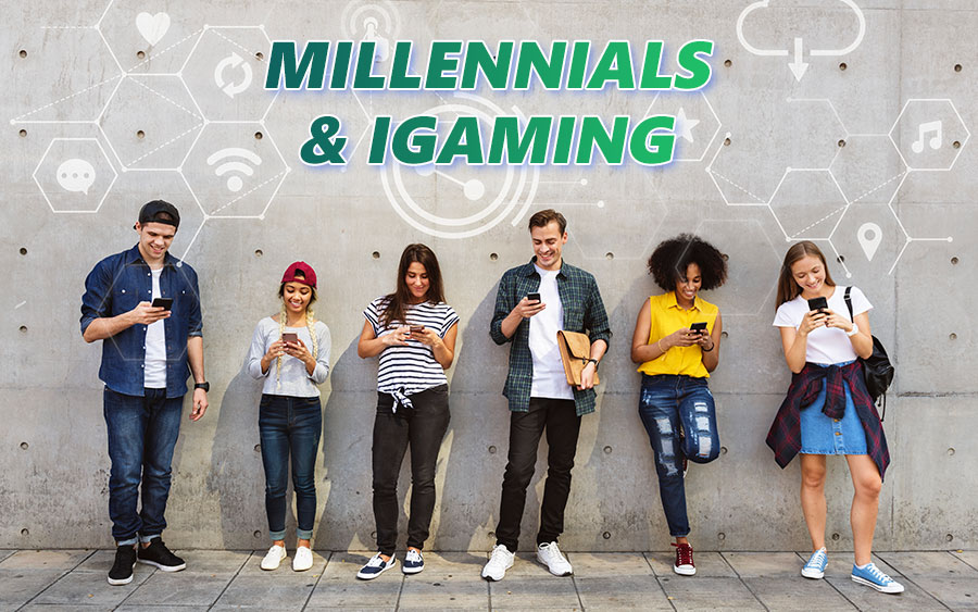 Millennials: Losing interest in iGaming