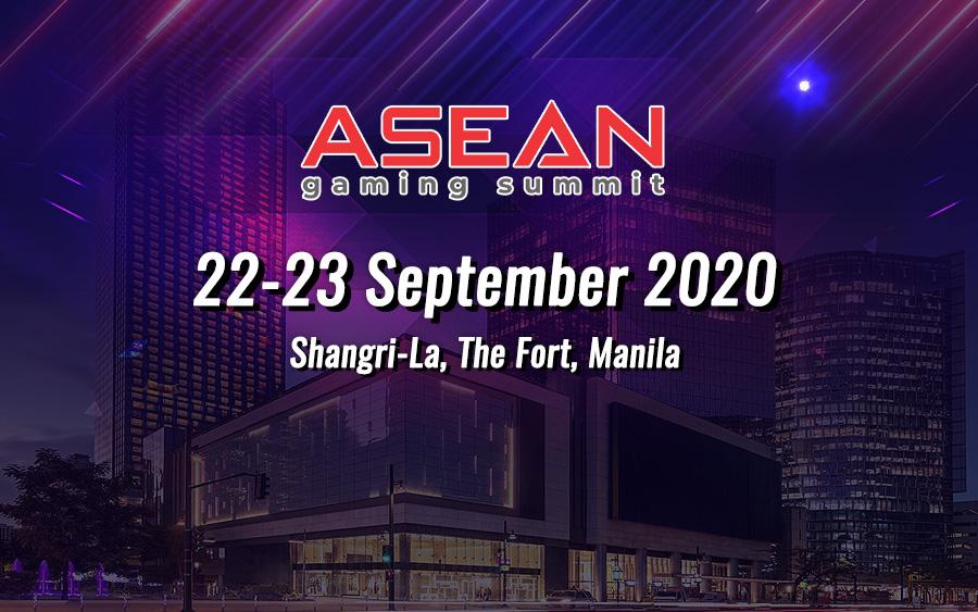 ASEAN Gaming Summit: 22-23 September 2020 at Shangri-La, The Fort, Manila