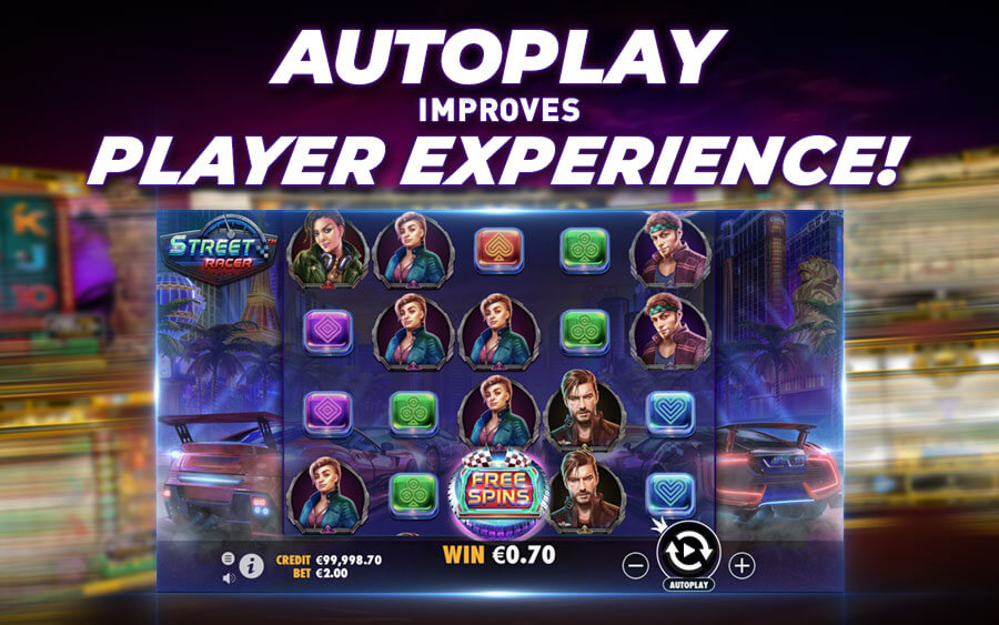 Slots autoplay improves casino player experience! - GamingSoft News