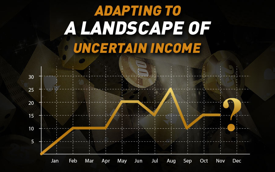 The IGaming industry needs to adapt to a landscape of uncertain income - GamingSoft News