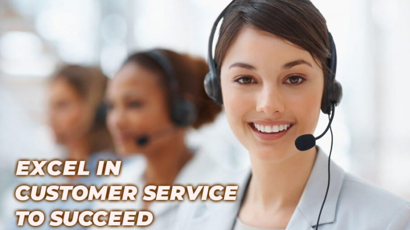 Excel in customer service to succeed - GamingSoft News