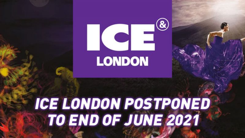 ICE London Postponed again