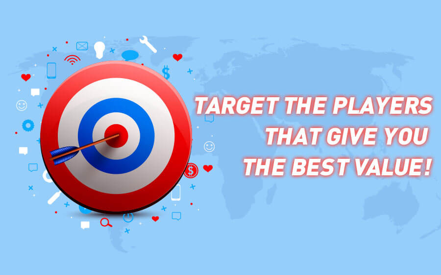Target the Right Casino Players that Give you the Best Value - GamingSoft News