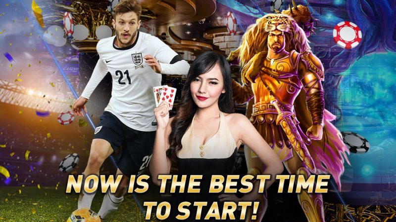 Now is the best time to start an online casino! - GamingSoft News