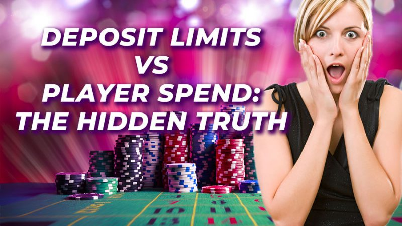 Deposit Limits vs Player Spend: The Hidden Truth - GamingSoft News