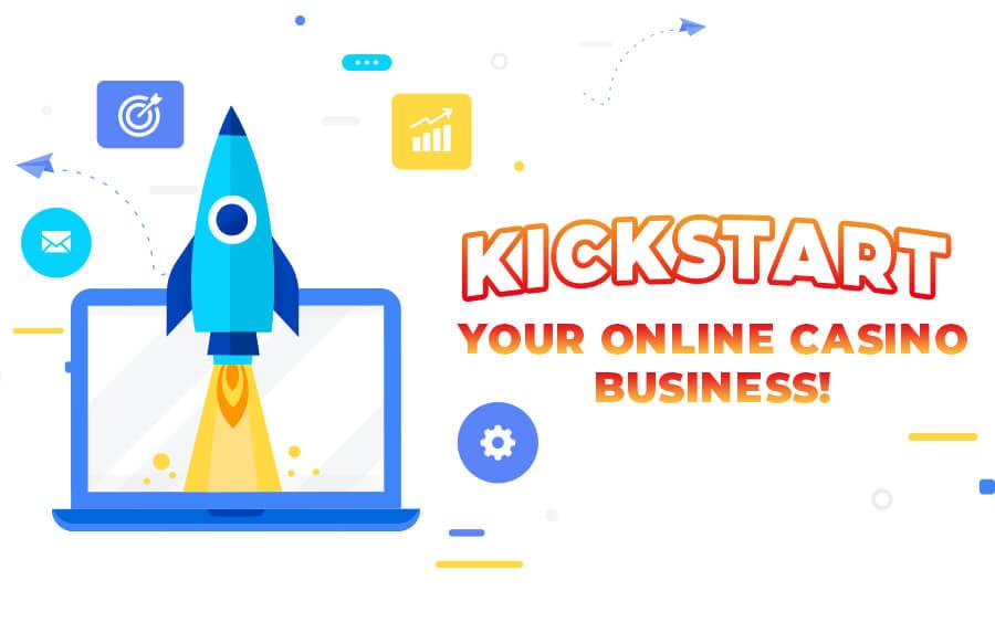 How to kickstart your online casino business