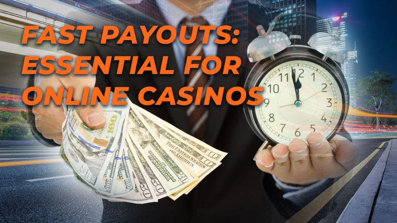 Fast payouts: essential for online casinos - GamingSoft News