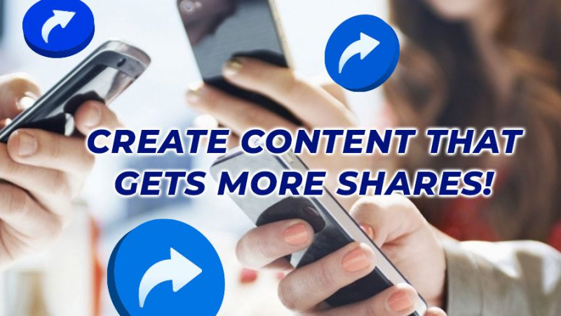 Create content that gets more shares! - GamingSoft News