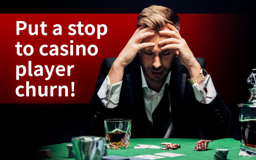 Stop player churn & improve retention!