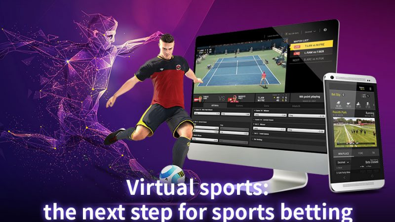 Virtual Sports: The next step for sports betting - GamingSoft News