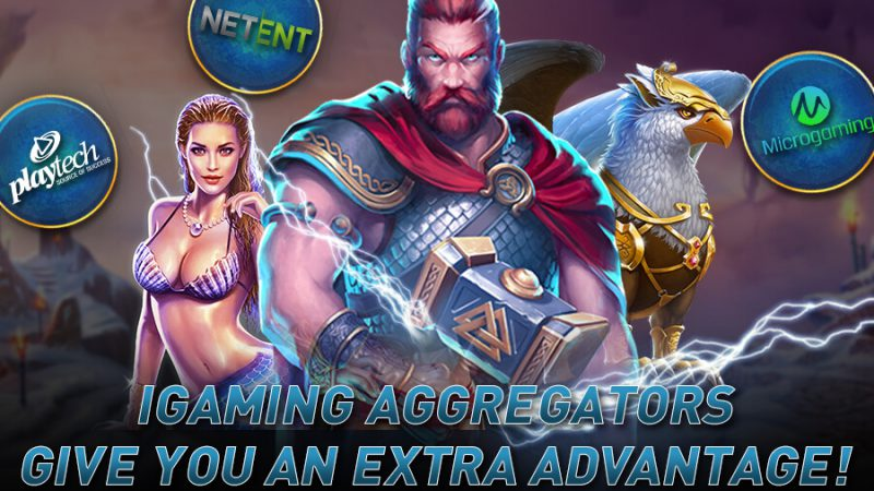 iGaming Aggregators give you an extra advantage - GamingSoft News