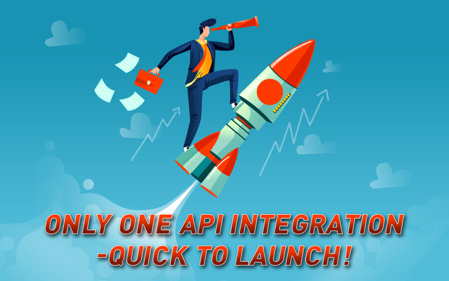 Quick to launch your online casino with game API integration - GamingSoft News