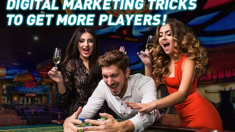 Digital marketing tricks to get more players! - GamingSoft News