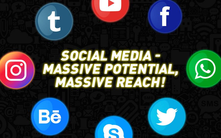 Using Social Media Marketing for Online Casino - GamingSoft News
