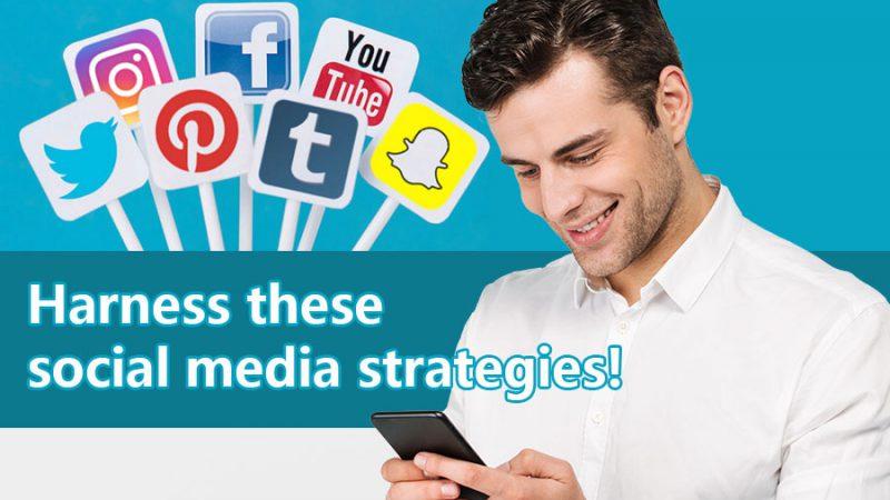 Harness these social media strategies! - GamingSoft Blog