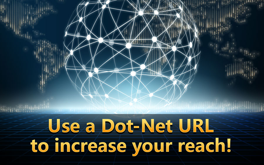Use a Dot-Net URL to Promote Your Casino!
