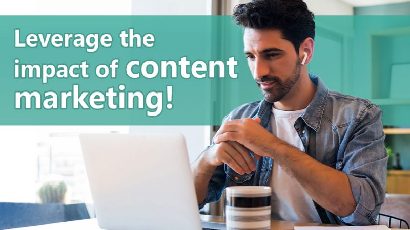 Leverage the impact of content marketing - GamingSoft News