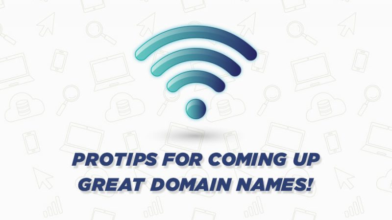 Protips for coming up with great domain names! - GamingSoft News