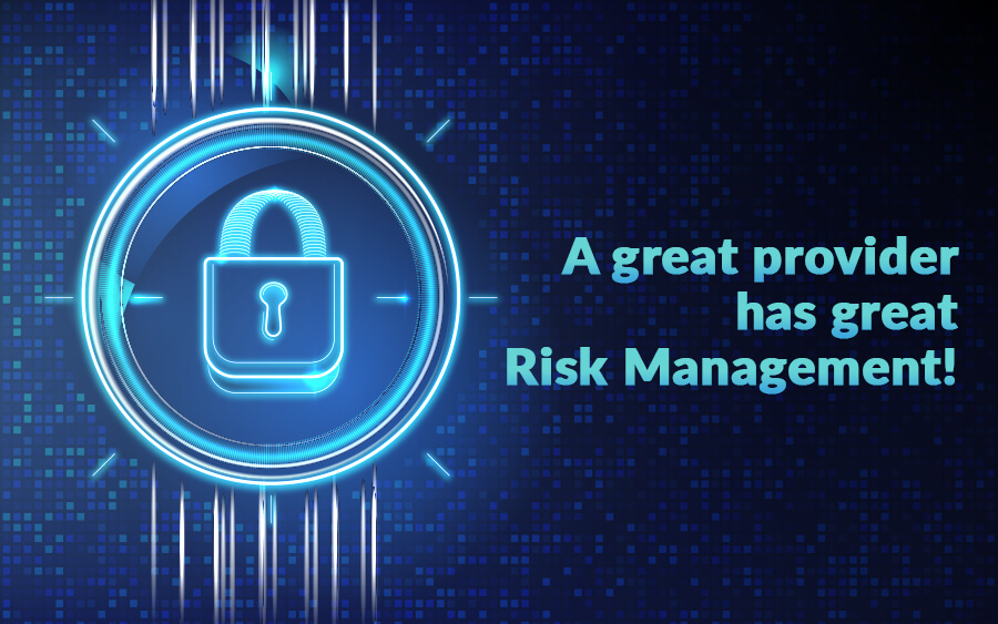 A great provider has great Risk Management! - GamingSoft News