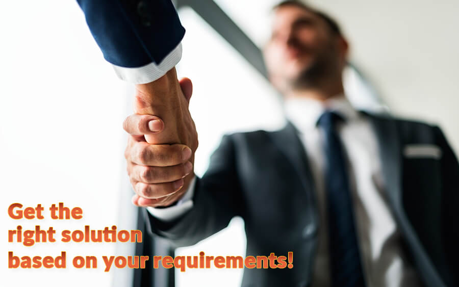 Get the right solution based on your requirements! - GamingSoft News