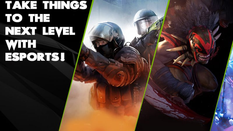 Take things to the next level with esports! - GamingSoft News