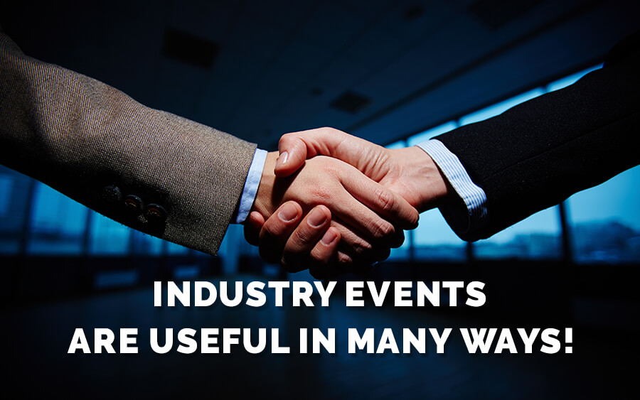 Industry events are useful in many ways - GamingSoft News