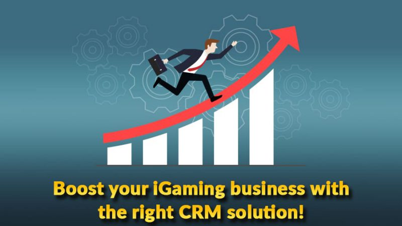 Boost your iGaming business with the right CRM solution! - GamingSoft News