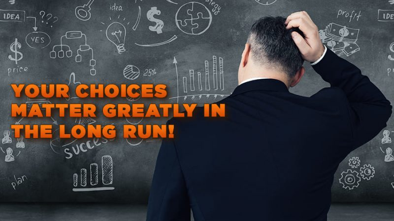 Your choices matter greatly in the long run! - GamingSoft News