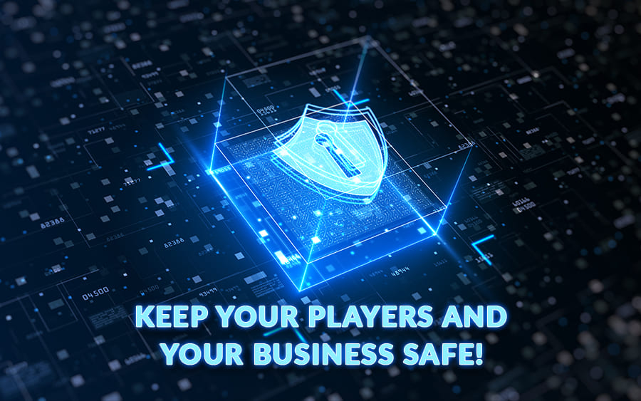 Information Security in iGaming