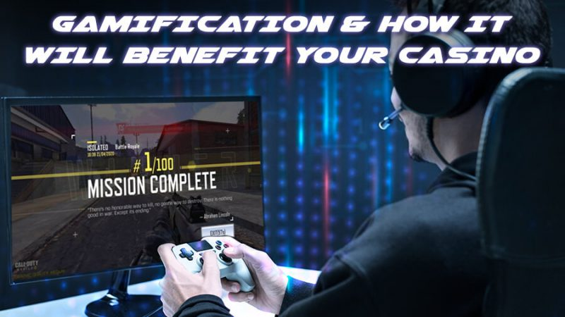 Gamification: How it will benefit your casino! - GamingSoft News