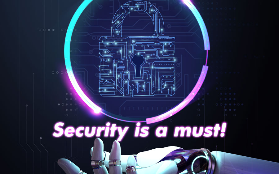 Security is a must! - GamingSoft News